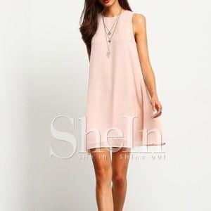 Shein tank swing dress